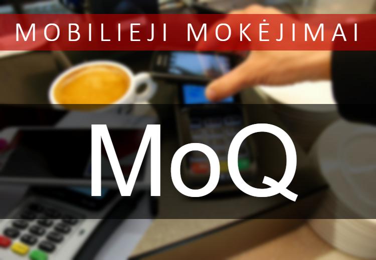 Mobilūs mokėjimai Lietuvoje