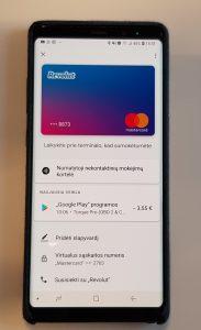 Google Pay Lietuvoje